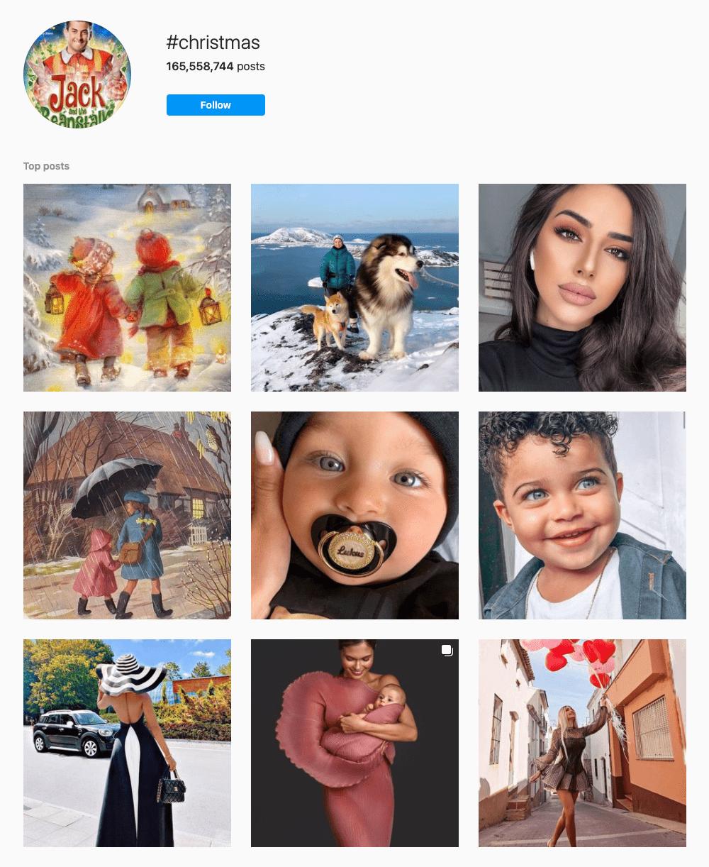 Top Christmas Hashtags 2021 124 Best Christmas 2021 Hashtags Copy Paste